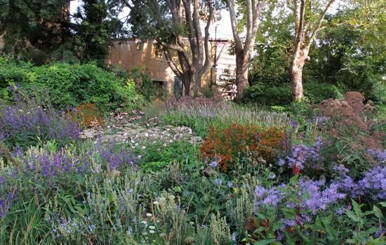 Piet oudolf biennale venice for Lurie garden planting plan